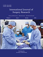 International Journal of Surgery Research