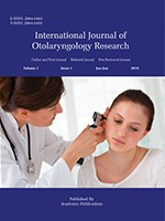 International Journal of Otolaryngology Research