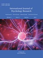 International Journal of Psychology Research