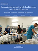 International Journal of Medical Science and Clinical Research