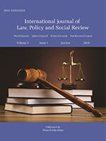 International Journal of Law, Policy and Social Review