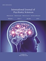 International Journal of Psychiatry Sciences